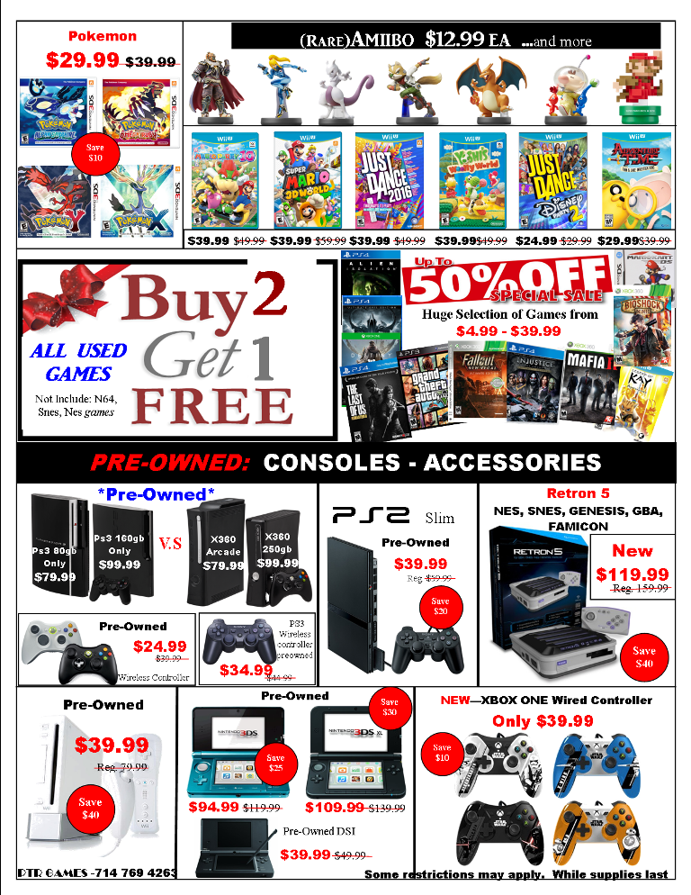 Black Friday Sale 2015 p2